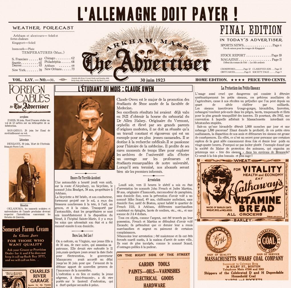 ArkhamNewspaperFullmodif juin 1923(2)